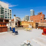 529 9th avenue, roof deck, private roof