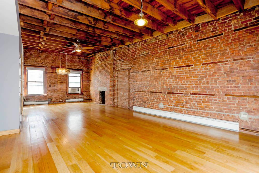 529 9th avenue, rental, loft, hell's kitchen, great room