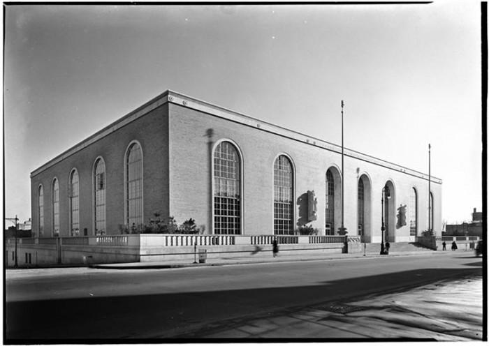 Bronx General PO, 1938