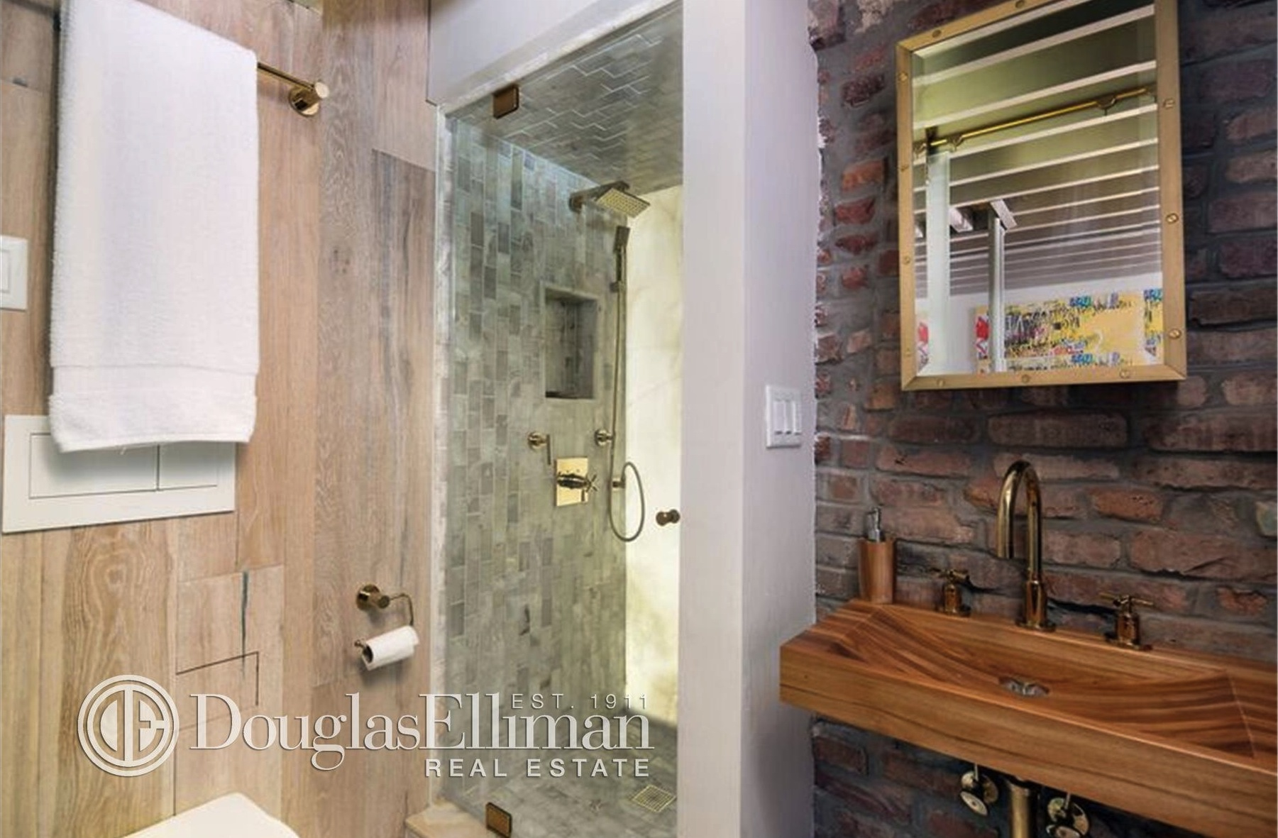35 East 10th Street, loft, greenwich village, bathroom