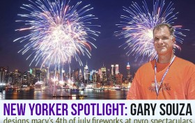 Gary Souza, Macy's Fireworks, 4th of July fireworks, Pyro Spectaculars