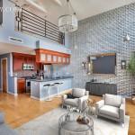 486 Third Street Main Living Space