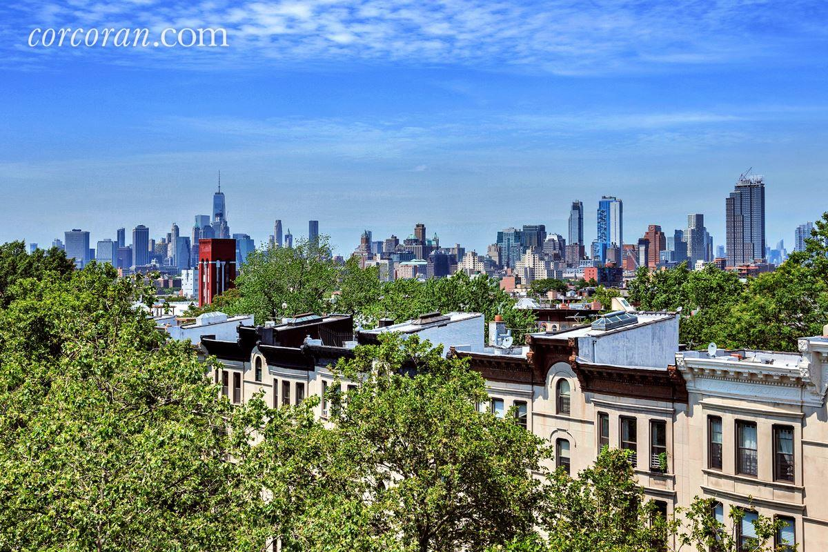 486 Third Street Rooftop View