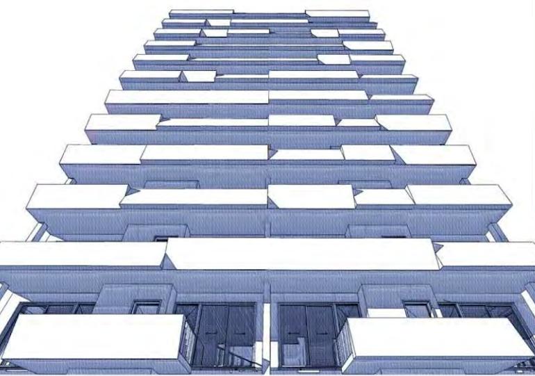Hello Albermarle, 2415 Albermarle Road, Zambrano Architects