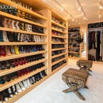 3 East 95th Street, Carhart Mansion, Tamara Mellon, shoe closet, walk in closet
