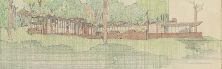 Frank Lloyd Wright-Christie House