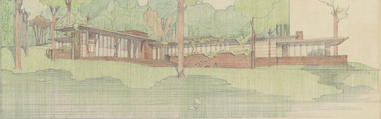 Frank Lloyd Wright-Christie House