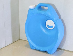 Aguawell, water conservation system, shower water