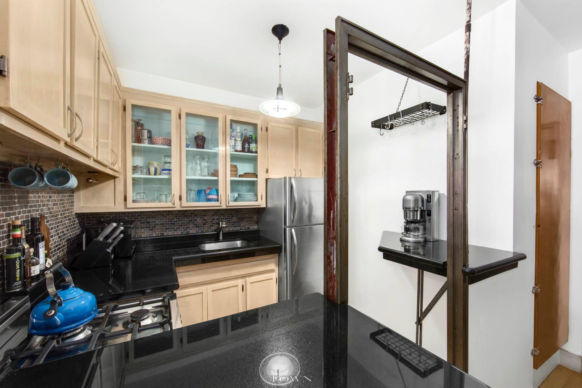 16 West 16th Street Kitchen