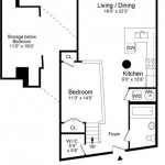 689 Myrtle Avenue, floorplan