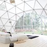 Catskills Geodesic Dome, dome homes, Catskills rentals, Catskills camping, upstate glamping
