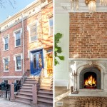 119 Vanderbilt Avenue, Clinton Hill townhouse, Lake Bell, Scott Campbell, Brooklyn celebrities