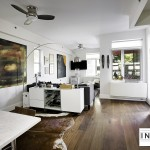 16 Monitor Street, williamsburg, condo, living room