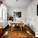 16 Monitor Street, williamsburg, condo, dining room