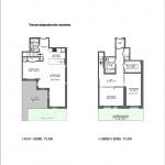 16 Monitor Street, williamsburg, condo, floorplan