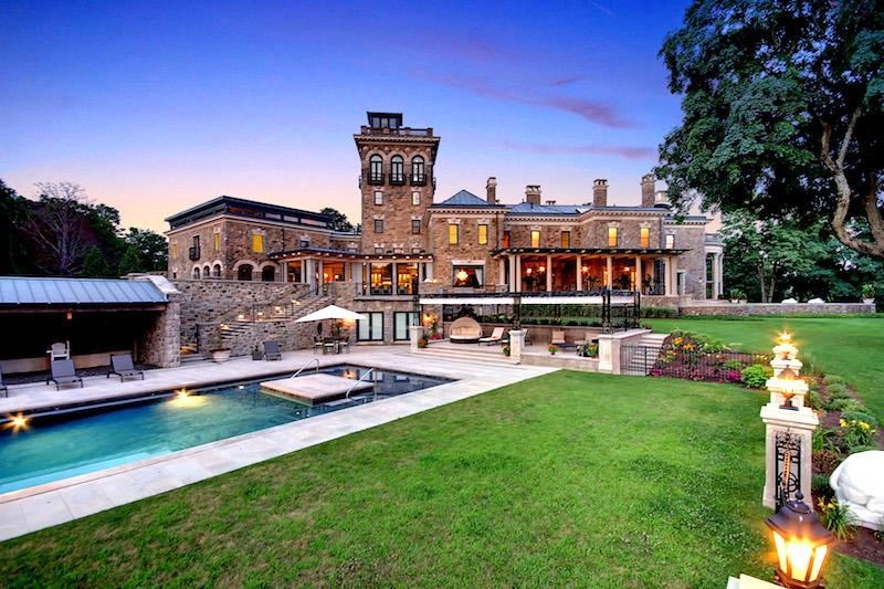 This Luxurious 15m New Jersey Castle Comes With 32 Acres