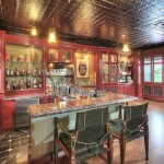 450 Claremont Road, Stronghold Castle, New Jersey, bar