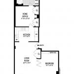 131 West 28th Street Floorplan
