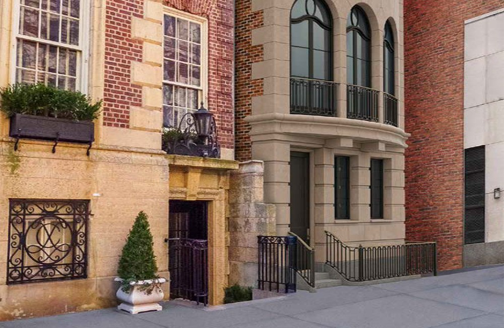 Upper East Side townhouses, LPC, Landmarks Preservation, NYC townhouses