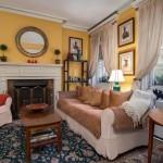 41 Bethune Street Living Room