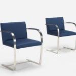 Four Seasons auction johnson chairs