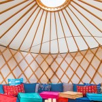 glamping NYC, W Hotels, Laurel & Wolf, Outdoor Glamping Suite