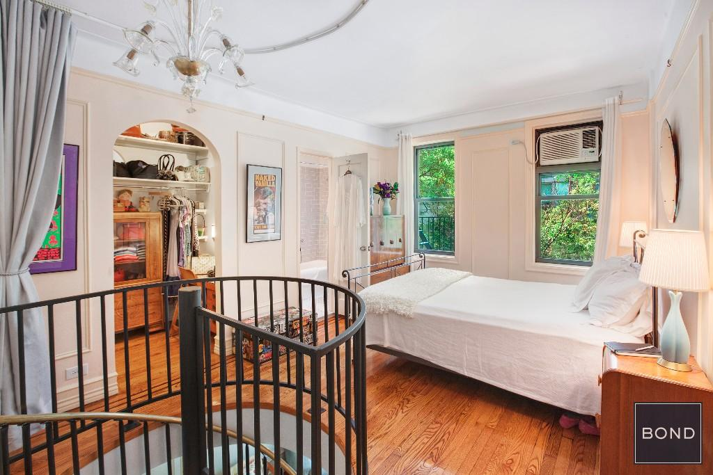 461 West 44th Street Bedroom