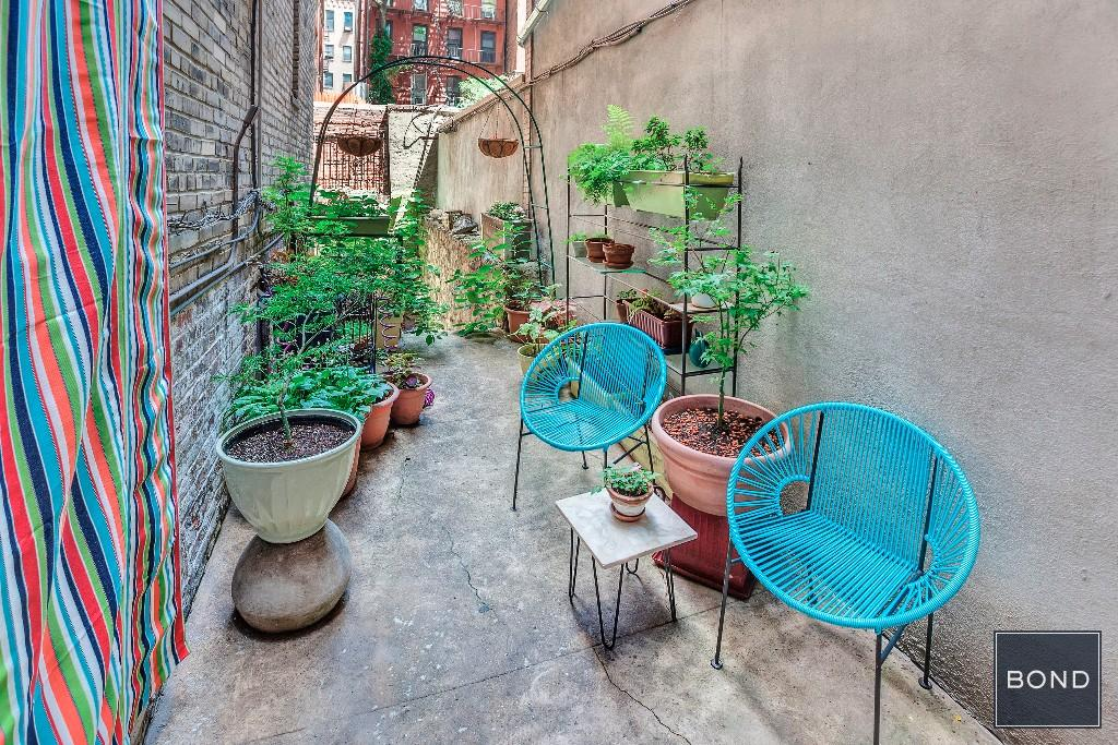 461 West 44th Street Patio 2