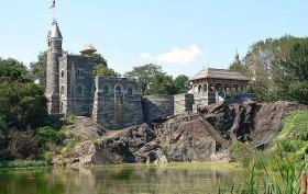 Belvedere Castle, Central Park, Central Park landmarks, NYC castles