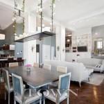 79 Laight Street Dining Room