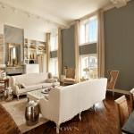 79 Laight Street Living Room 2