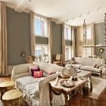 79 Laight Street Living room