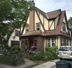 85-15 Wareham Place, Donald Trump childhood home, Jamaica Estates