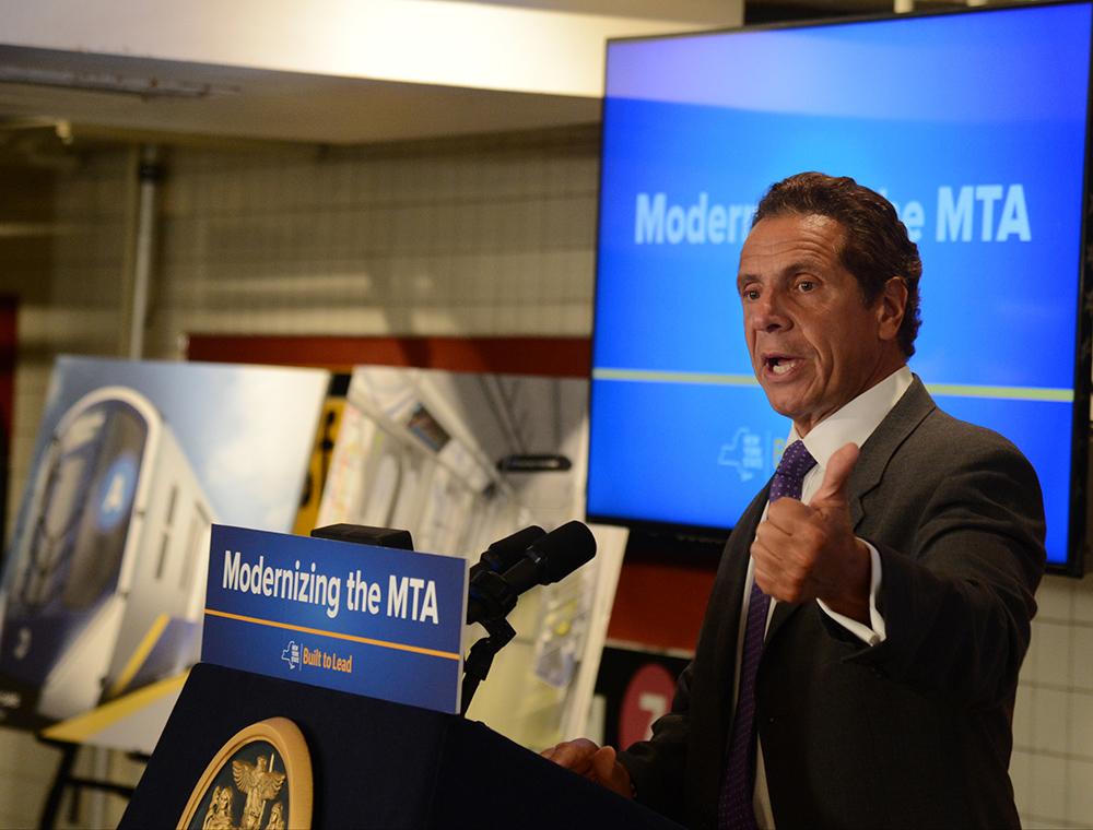 Modernize the MTA