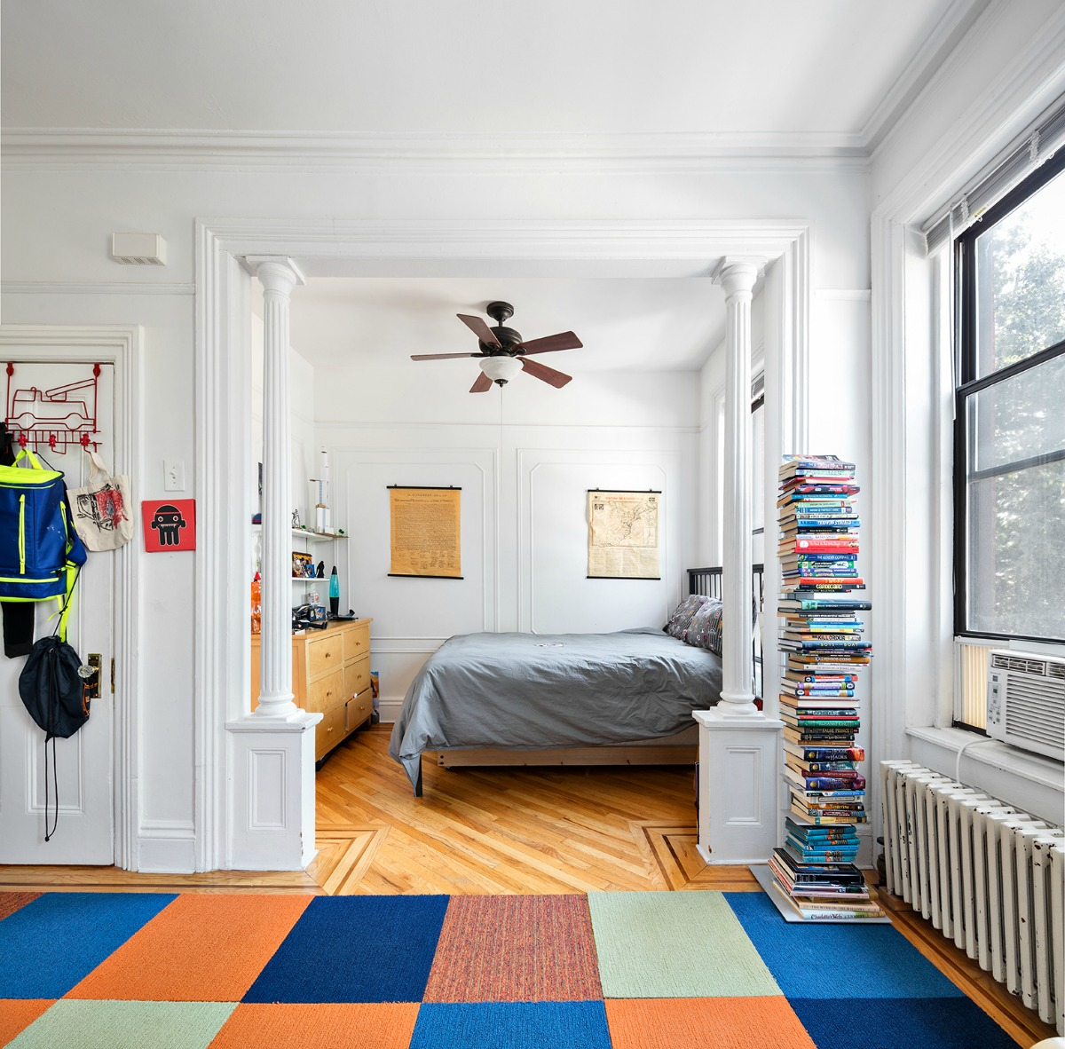 Slope Style Condo: This $4,750/Month Park Slope Townhouse Duplex Feels Like A