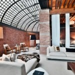 55 North Moore Street, Nestseekers, Tribeca lofts, NYC industrial lofts, skylights