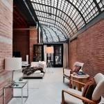 55 North Moore Street, Nestseekers, Tribeca lofts, NYC industrial lofts, skylights