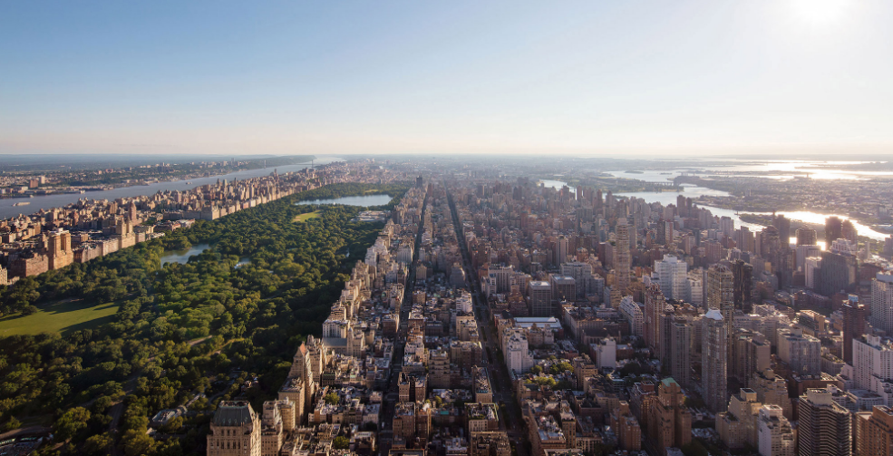432 Park Avenue, views from 432 Park, tallest residential building, NYC starchitecture