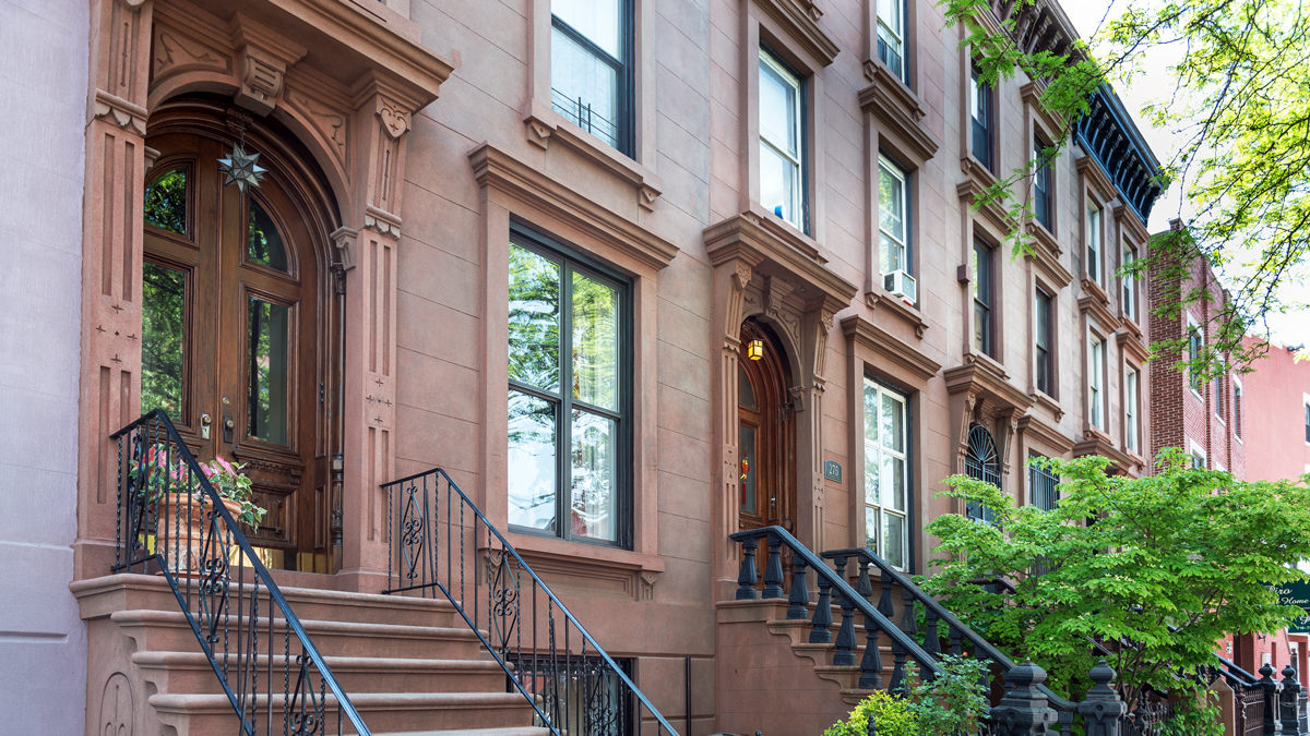 Townhouse Market NYC | Megamansion New York