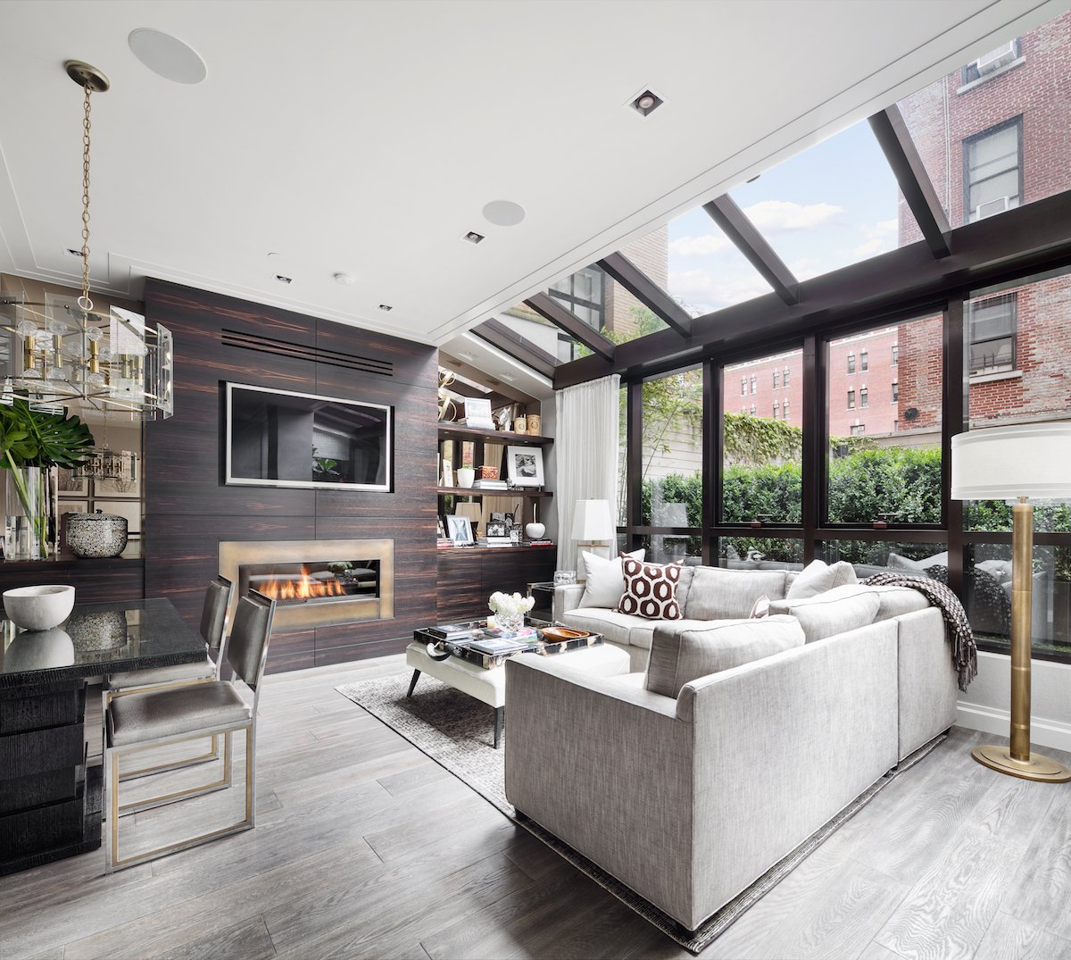 Condo Rentals Nyc: For $12M This West Village Townhouse/Condo Has It All