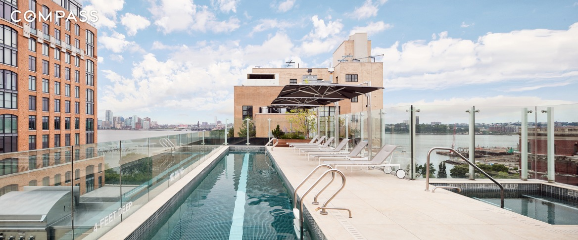 385 West 12th Street, West village, triplex, townhouse, condo, cool listings