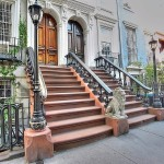 353 West 22nd Street, garden apartment, cool listings, chelsea, townhouse, rental, chelsea apartment for rent