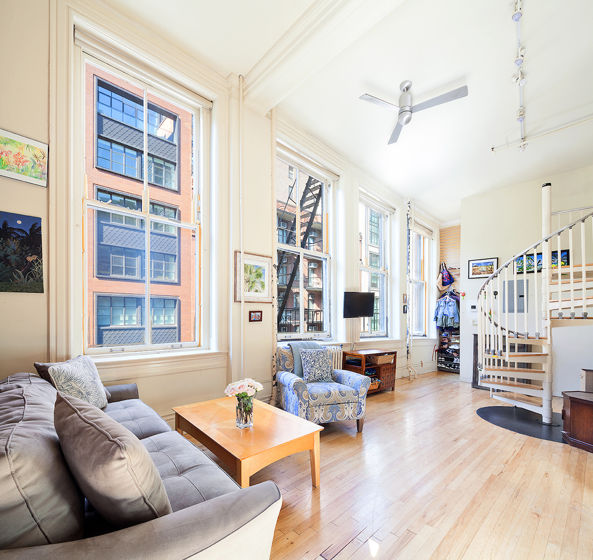 For $1.2M This Bright Village Loft Is at the Crossroads of ...