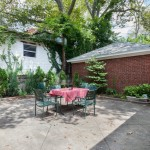 237 77th Street, bay ridge, backyard