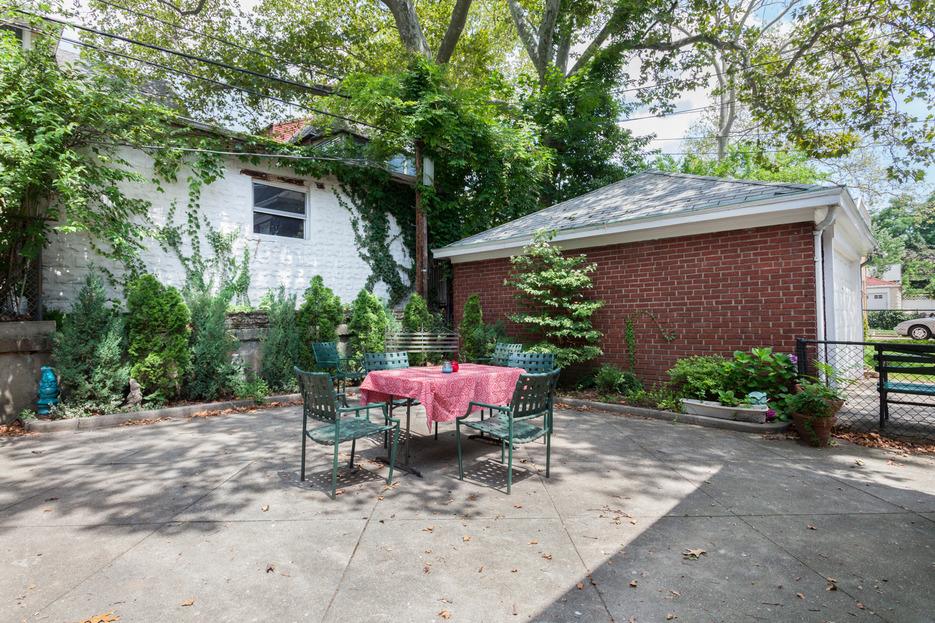 237 77th Street, bay ridge, backyard
