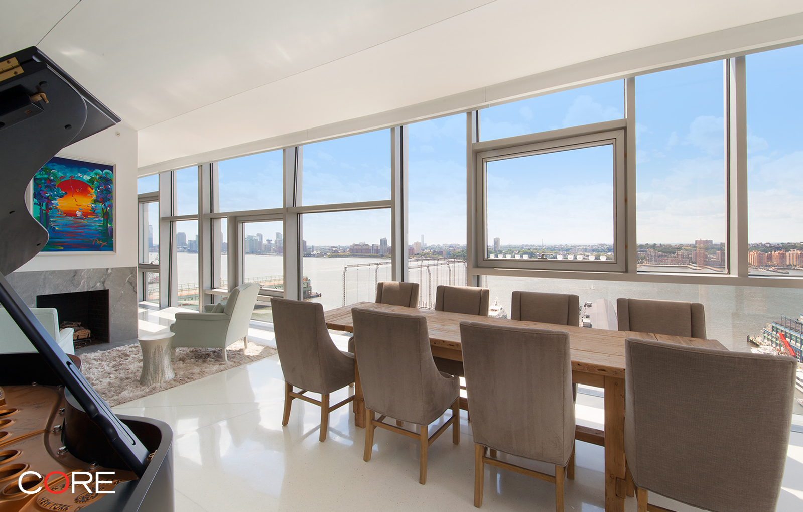 Kelsey Grammer Lists Chelsea Condo In Jean Nouvelu0027s 100 Eleventh Avenue For  $9.75M
