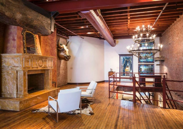 Drivers Wanted (Again) for This $4.5M Soho 'Ferrari' Bachelor Pad