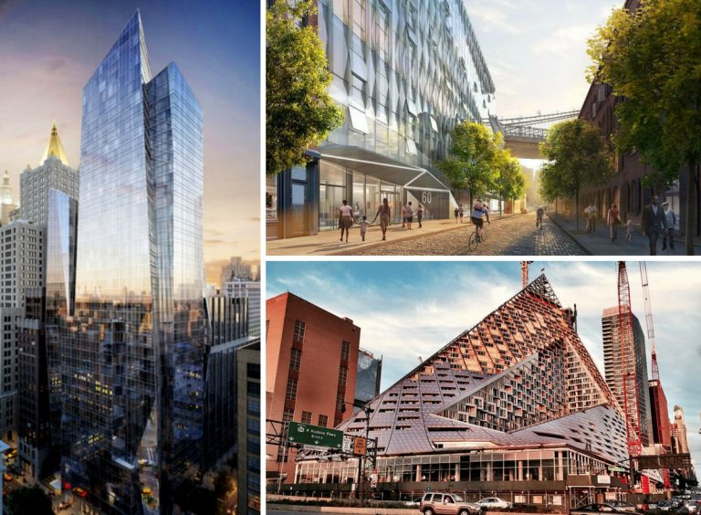 Friday 5: Where to Find Free Rent and Deals in NYC's Top Starchitect-Designed Buildings