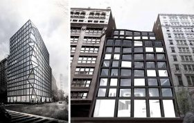 122 East 23rd Street, Toll Brothers, Rem Koolhaas, NYC starchitecture, Gramercy development