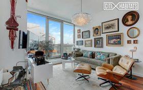 135 North 11th Street, Williamsburh, condo, living room